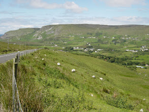 Photo: Gleann Cholm Cille =  Valley of St Columba