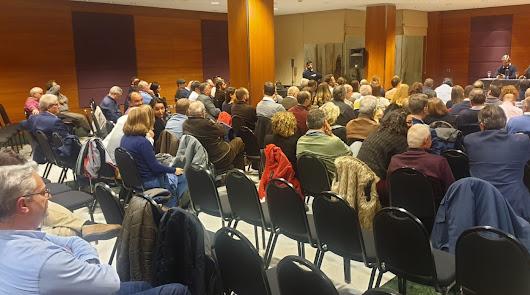Ciudadanos Almería: los que van y no van como compromisarios