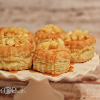 Caramel Apple Mini Cheesecakes Recipe