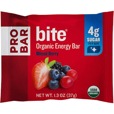 Probar Bite Bar: Mixed Berry, 1.3oz, Box of 12