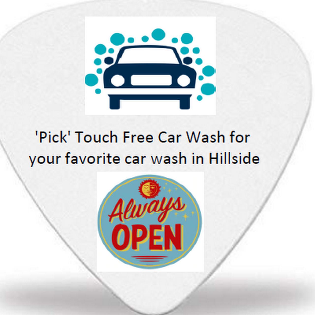 Touch Free Car Wash - Self Service Car Wash in Hillside Illinois