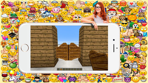 Doors Minecraft PE mod 1.3 screenshots 12