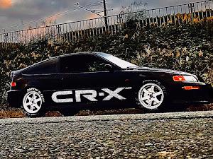 CR-X  EF8 SIR 1992のカスタム事例画像 基本バブル景気時々リーマンショックさんの2019年11月01日22:12の投稿