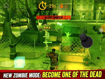 Zombie Hunter: Halloween Ed.- screenshot thumbnail