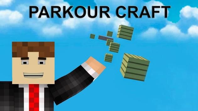 Block Parkour Craft 3D