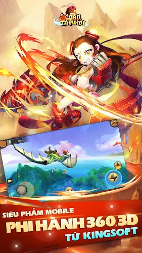 Loan Tam Gioi: Game S KingSoft