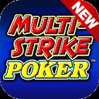 Multi-Strike Poker  #1 Free Video Poker icon