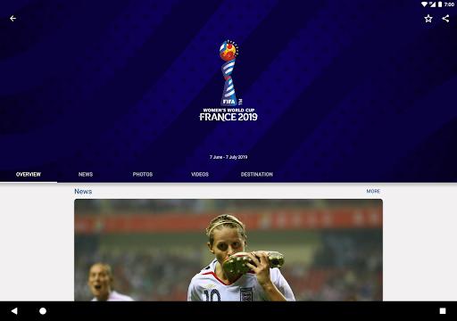 FIFA - Tournaments, Soccer News & Live Scores 4.3.72 screenshots 7