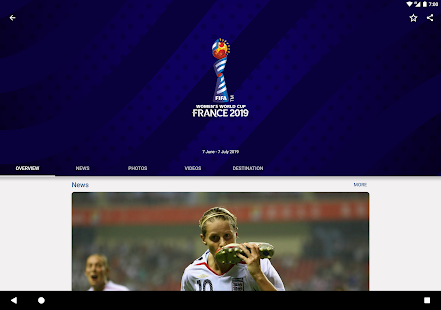 FIFA - Tournaments, Soccer News & Live Scores- screenshot thumbnail
