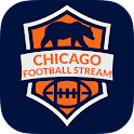 Chicago Football STREAM icon