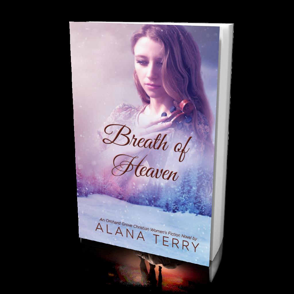 Breath of Heaven Novel