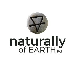 Naturally of Earth company logo