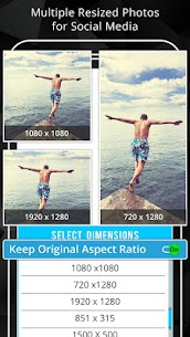 Photo & Picture Resizer MOD (Premium) 3