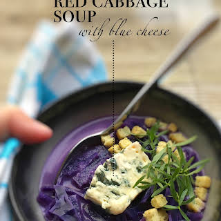 Red Cabbage Soup.