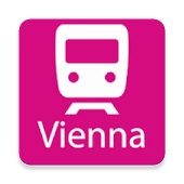 Vienna Rail Map