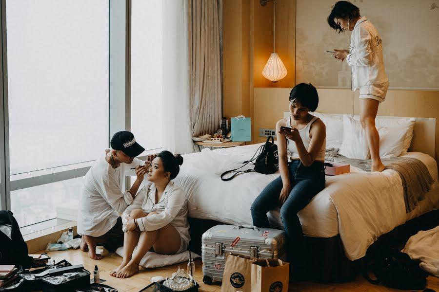 Fotografo di matrimoni Việt anh Vũ (mikey). Foto del 20.02.2021