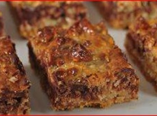 Magic Bars Recipe