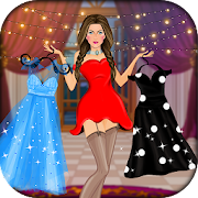 Princess Girls - Royal Closet: Queen Dressup