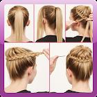 如何系女人的頭髮 icon