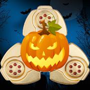Pumpkin Spinner - Fidget Spinner - Halloween Game