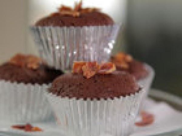 Fabio's Bacon Chocolate Muffins Recipe