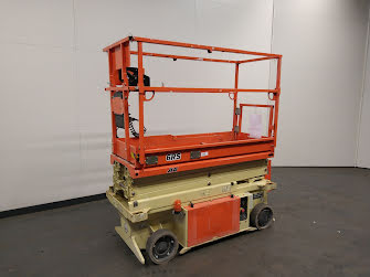 Picture of a JLG 6RS