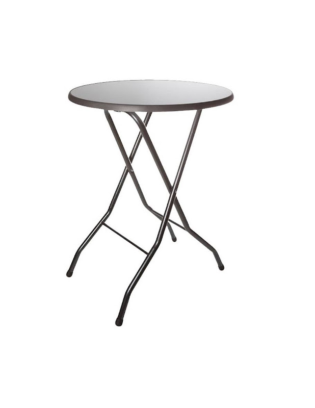 Table mange debout pliable favorite high