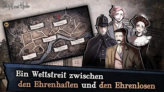MazM: Jekyll und Hyde Screenshot
