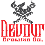 Logo for Devour Brewing Co.