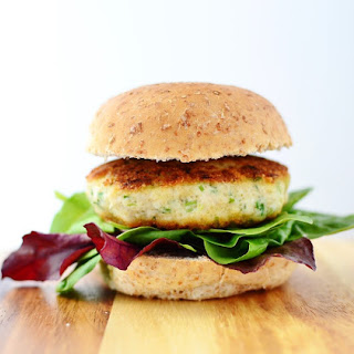 Amaranth And Chicken Burgers