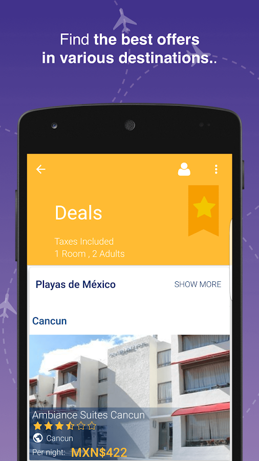 BestDay: Hotels & Flights- screenshot