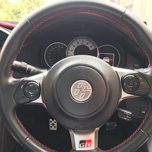 86  GTのステアリングのカスタム事例画像 エドさんの2018年10月03日13:03の投稿