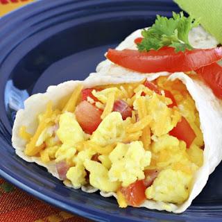 Egg Tacos Recipes