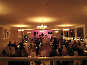 Photo: The reception at Nahant Country Club