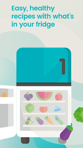 Nooddle - Eat healthy with whatu2019s in your fridge. screenshots 1