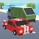 Race Car Driver Traffic Racing