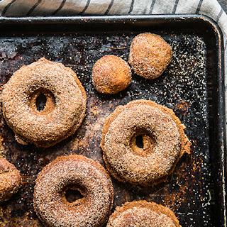 Apple Cider Baked Donut