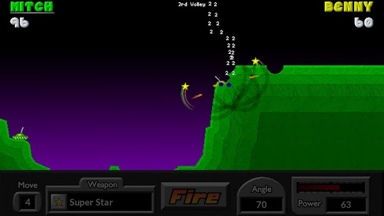 Pocket Tanks (MOD, Unlocked) v2.5.2 4