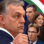 Hungarian political fighting icon