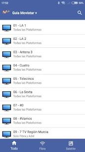 Descargar Guia Movistar + para PC ✔️ (Windows 10/8/7 o Mac) 1