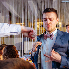 Wedding photographer Evgeniy Prokhorov (Prohorov). Photo of 04.06.2018