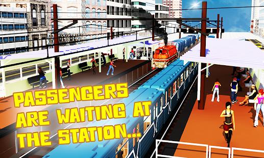 Train-Simulator 1
