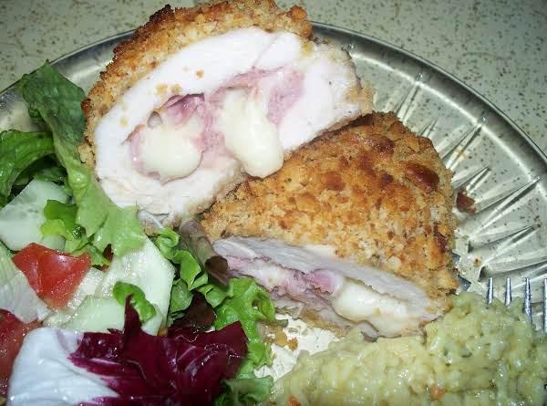 Easy Chicken Cordon Bleu Recipe