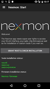 Nexmon [ROOT, Broadcom WiFi]- screenshot thumbnail