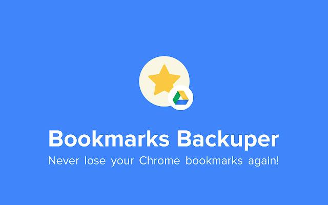 Bookmarks Backuper
