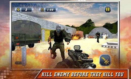Download Sniper Retaliation Squad For PC Windows and Mac apk screenshot 2