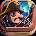 Pirate Defender Premium: Captain Shooting Offline icon