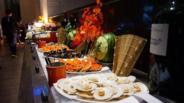 H2O Hotel 水京棧-Ripple 20樓景觀義法餐廳 / 半自助餐 / 下午茶 / SKYBAR