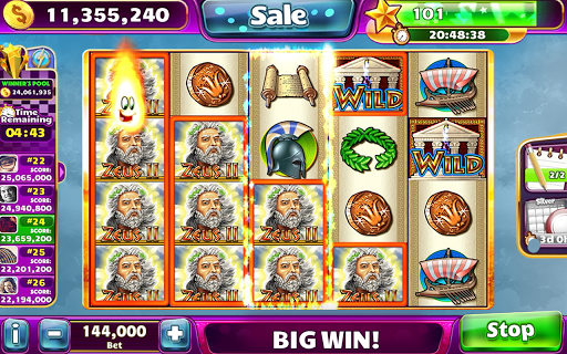 Jackpot Party Casino Games: Spin FREE Casino Slots screenshot 18