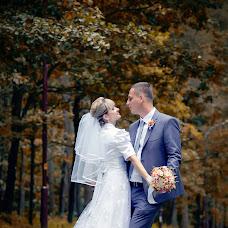 Wedding photographer Oksana Khitrushko (olsana). Photo of 15.09.2016